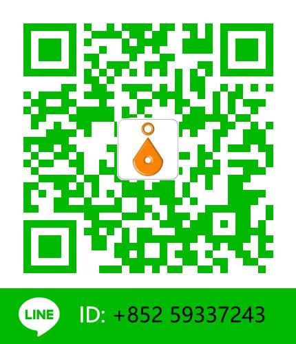 LINE ID: +852 59337243